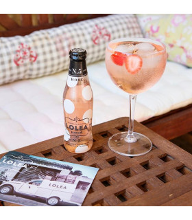 Sangria Lolea Mini N. 5 Rosé - 4 botellas 20 cl
