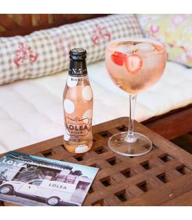 Sangria Lolea Mini N. 5 Rosé - 24 bottles 20 cl