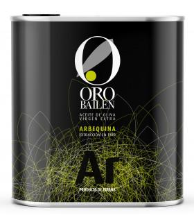 Oro Bailén Arbequina 2,5 L