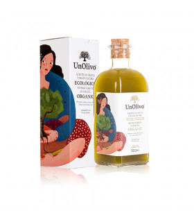 Unolivo Organic Unfiltered Extra Virgin Olive Oil 500 ml