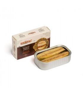 Mackerel in olive oil Caballa en aceite de oliva Herpac 125 gr