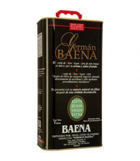 Natives Olivenöl Extra Germán Baena 5 L