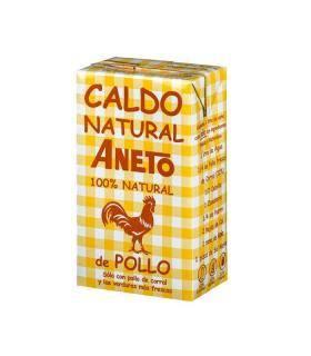 Caldo Pollo Aneto - Hühnerbrühe Aneto