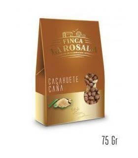 Erdnüsse mit Zuckerrohrhonig Finca la Rosala