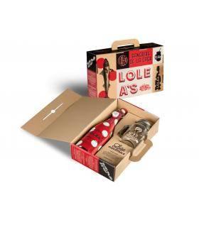 Pack Mason Jar + Lolea Nº1