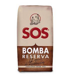 Bomba Reis Arroz Bomba SOS