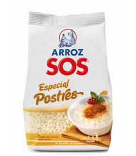 Dessert Reis Arroz Especial Postres SOS