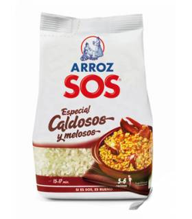 Spezielle Reisbrühe Arroz Especial Caldoso y Meloso SOS