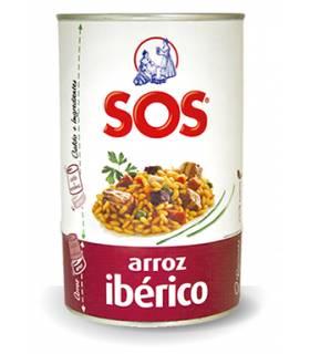 Iberischer Reis Arroz Ibérico SOS