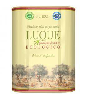 Natives Olivenöl Extra Bio Luque 3L