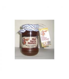Koriander Honig Miel de Cilantro Sierra Montoro 500 gr