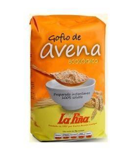 Gofio de avena Gofio Hafer Bio La Piña 500 gr