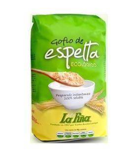 Gofio de espelta Gofio Dinkel Bio La Piña 500 gr
