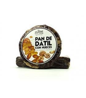 Dattelbrot mit Walnüsse Pan de dátil con nueces De Juan 250 g