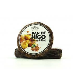 Feigenbrot mit Mandeln Pan de higo con almendras De Juan 250 g