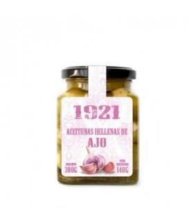Oliven gefüllt mit Knoblauch Inmensa
