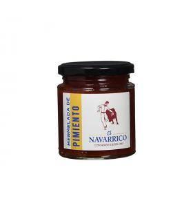 Mermelada de Pimiento Paprika Marmelade El Navarrico
