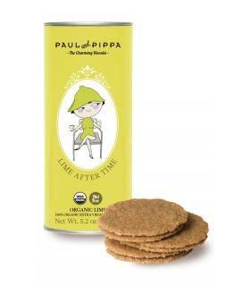 Paul & Pippa BIO Kekse - Limette