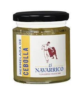 Mermelada de Cebolla Zwiebelmarmelade El Navarrico