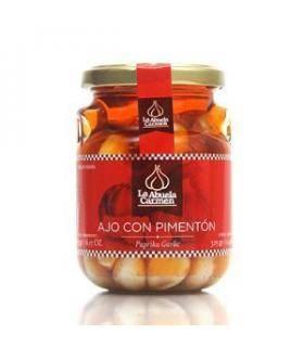 Knoblauch mit Paprika Ajo con pimentón La Abuela Carmen 175 g