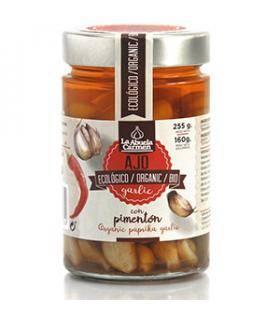 Knoblauch mit Paprika Bio Ajo con pimentón La Abuela Carmen 160 g