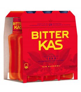Bitter Kas 6 botellas 20 cl