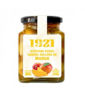 Oliven gefüllt mit Mango