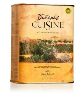 Finca Duernas Cuisine Extra Virgin Olive Oil 3 L