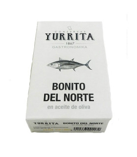 White Tuna Bonito del Norte Yurrita