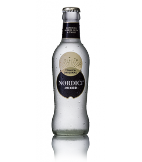 Nordic Mist Tonic Water - Nordic Mixer 6 bottles 20 cl