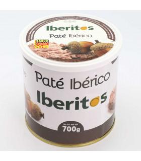 Paté Ibérico Iberitos 700 gr