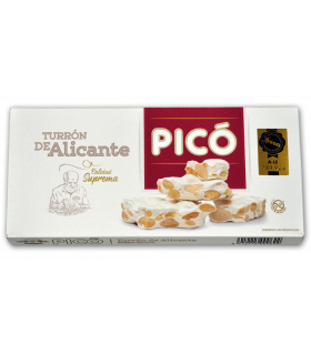 Turrón de Alicante Picó - Almond hard turron