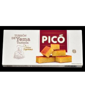 Turrón de yema tostada Picó