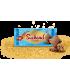 Turron de chocolate con Chips Ahoy Suchard