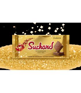 Schokolade Turron mit Puffreis Suchard