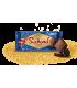Turron de chocolate con Oreo Suchard