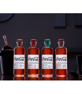 Coca-Cola Signature Mixers 6 x 4 x 200 ml