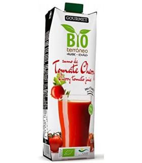 Zumo Tomate Cherry BIO Bioterraneo 1 L