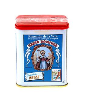 Pimentón de la Vera dulce Santo Domingo 75 gr