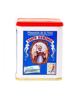 Smoked paprika Bittersweet Pimenton de la Vera Santo Domingo 75 gr