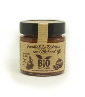 Organic fried tomato sauce with Basil Bioterraneo 125 ml
